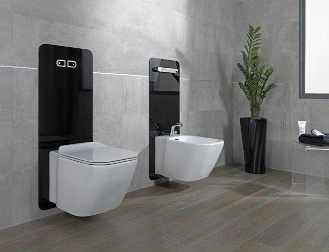 SmartLine es una nueva generación de placas de accionamiento para sanitarios que conecta con una nueva concepción de la arquitectura del baño que pone la tecnología al servicio del diseño.