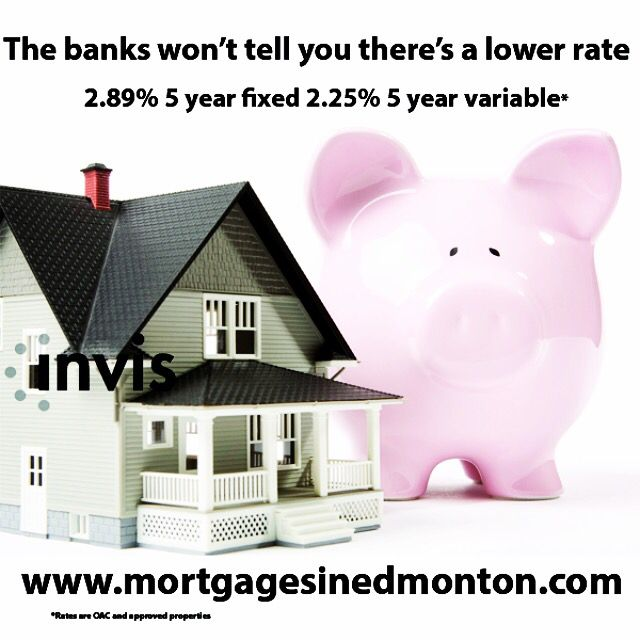 Always shop around when looking to buy a home! Using a mortgage broker gives you access to the rates of over 50 lenders guaranteeing you excellent rates and service, all free of charge. Apply online at www.mortgagesinedmonton.com or call today at 780-886-1041