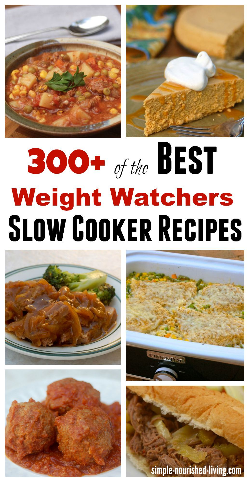 300 of the best weight watchers slow cooker recipes all with 300 of the best weight watchers slow cooker recipes all with calories and points plus forumfinder Image collections