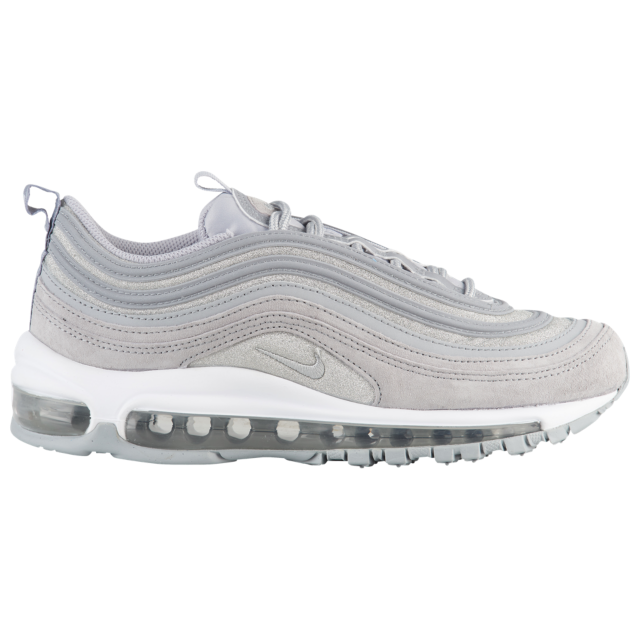 nike air max 97 wolf grey pure platinum white glitter