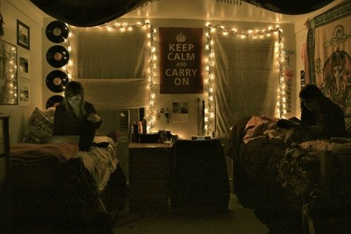 1000+ images about Dorm room on Pinterest | Dorm room lighting, Diy canopy and Pictures - Images About Dorm Room On Pinterest Dorm Room Lighting