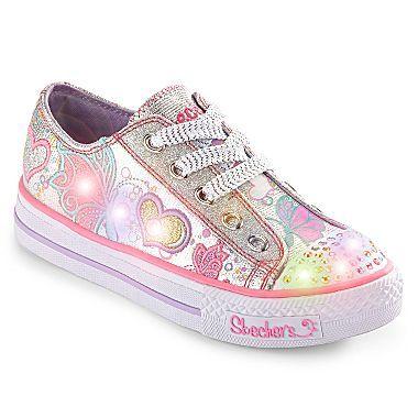8199d58c5c27 Skechers® Flirty Flutters Girls Light-Up Shoes - jcpenney  40 ...