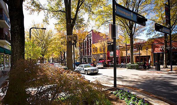 Greenville the Next Big Southern Food City - Where to Eat in Greenville SC - Esquire #summersouthernfood