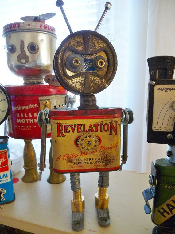 Hey, I found this really awesome Etsy listing at http://www.etsy.com/listing/129563834/alien-revbot-found-object-assemblage