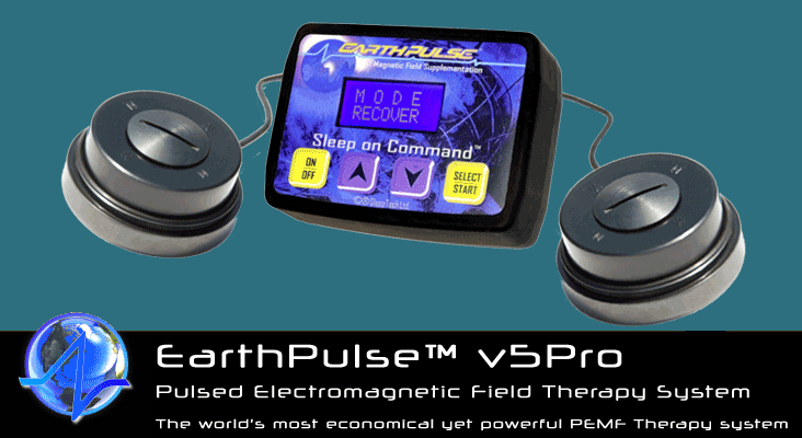 The world's most powerful #PEMF therapy device that you can