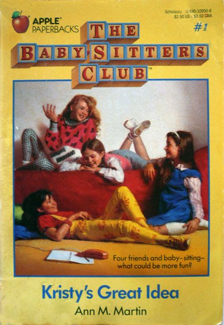 Guide To 80 S Teen Book Series Part 1 A D Stuff That Makes Me