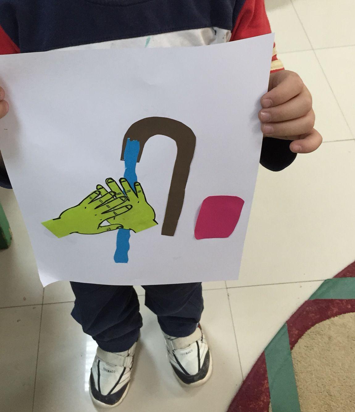 وحدة الايدي الايدي و النظافة Reusable Tote Bags Preschool Activities Islam For Kids