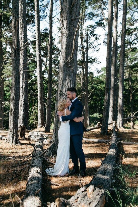 Carly Drews Mornington Peninsula Winery Wedding Wedding