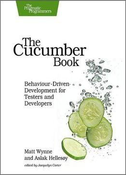 behaviour-driven developers testors cucumber book and the development for