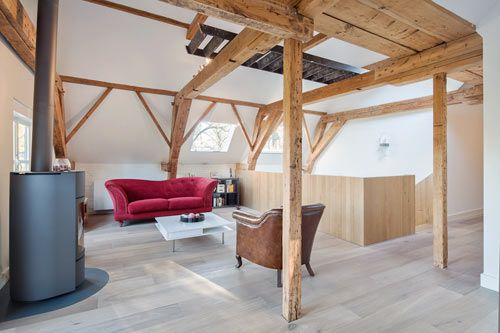 An Old Horse Stable and Coach House Become a Home | House, Interiors ...