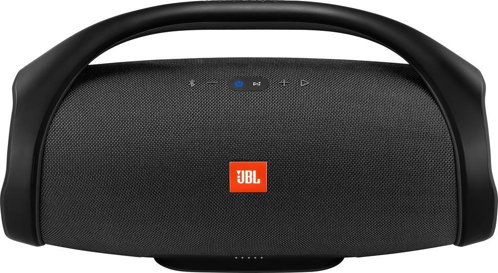 Jbl Boombox Portable Bluetooth Speaker Black Jblboomboxblkam Bluetooth Speakers Portable Cool Bluetooth Speakers Jbl
