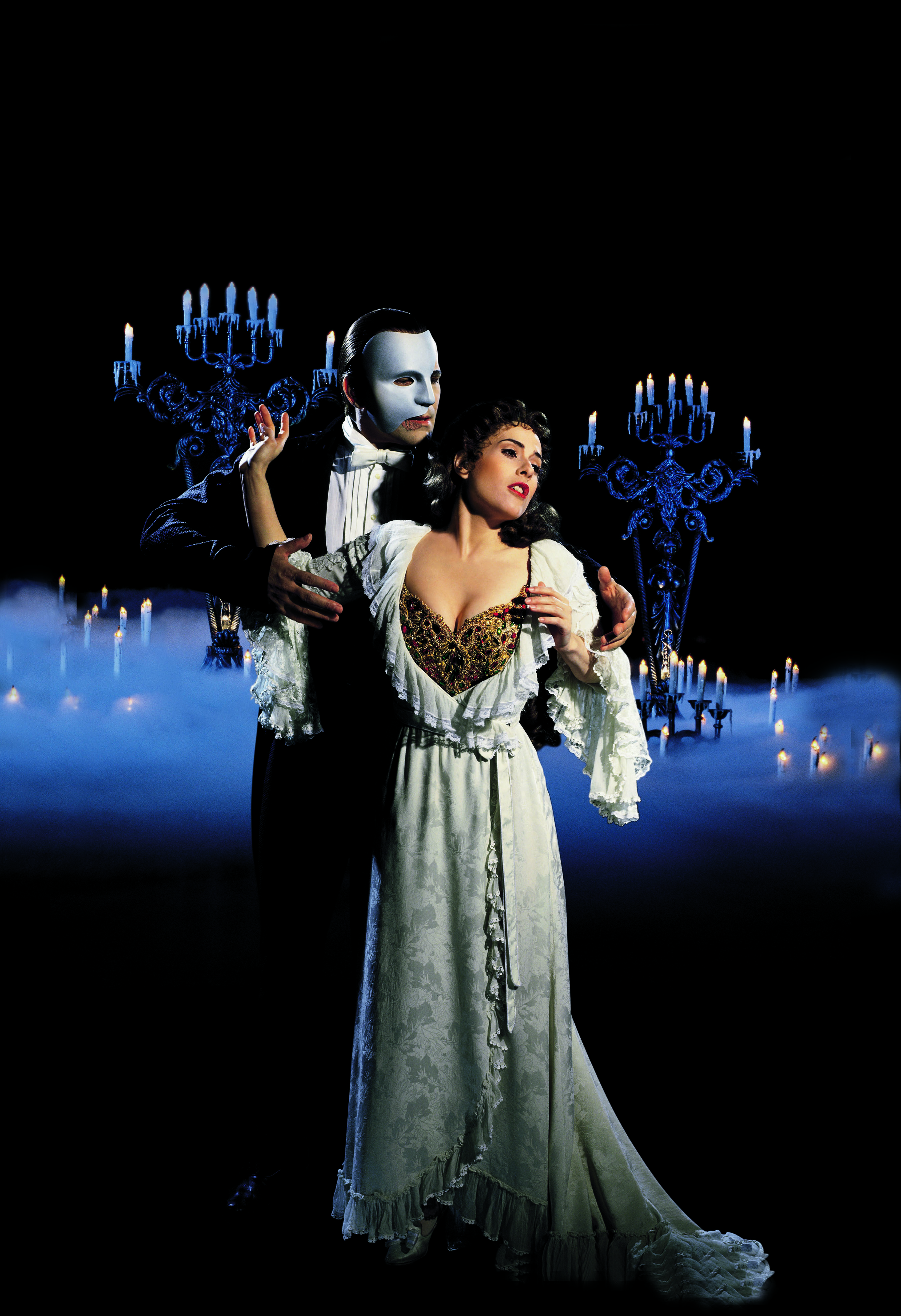Love Changes Everything Lyrics Phantom Of The Opera Opera Ghost