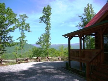 Tree Top Cabin In Bryson City Just Minutes From The