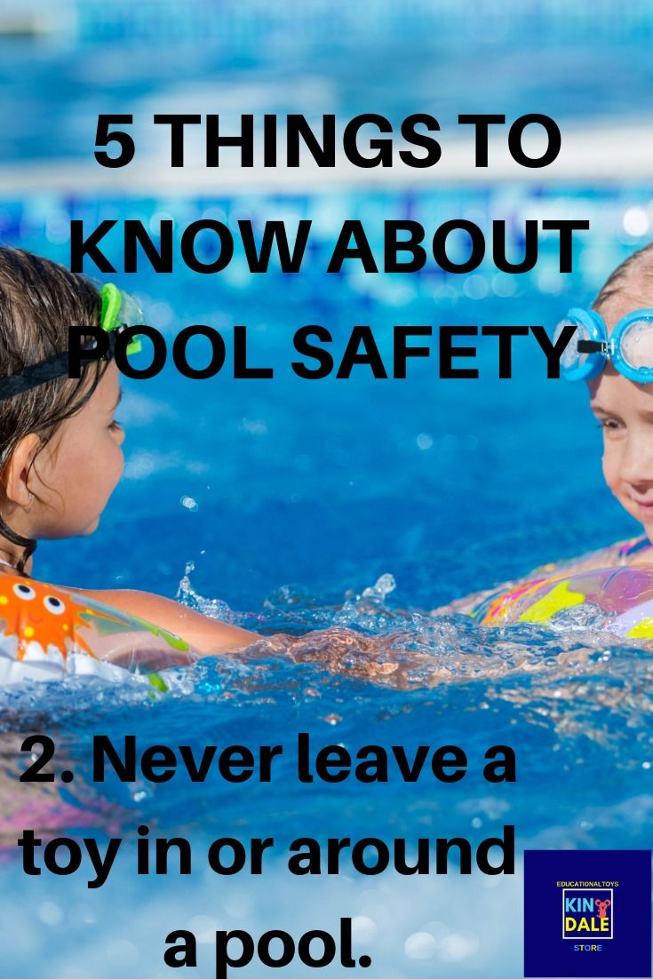 5 things to know about pool safety safety rules for kids