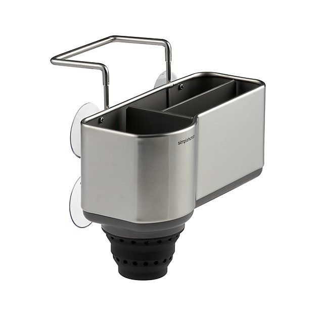 Best Simplehuman Sink Caddy Reviews Crate And Barrel Sink 400 x 300