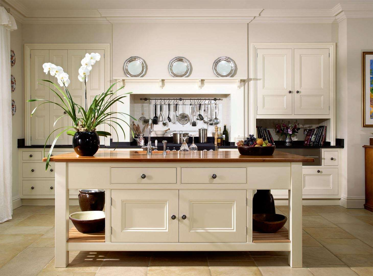 Essential Guide To Heritage Kitchens | Period Living Part 16