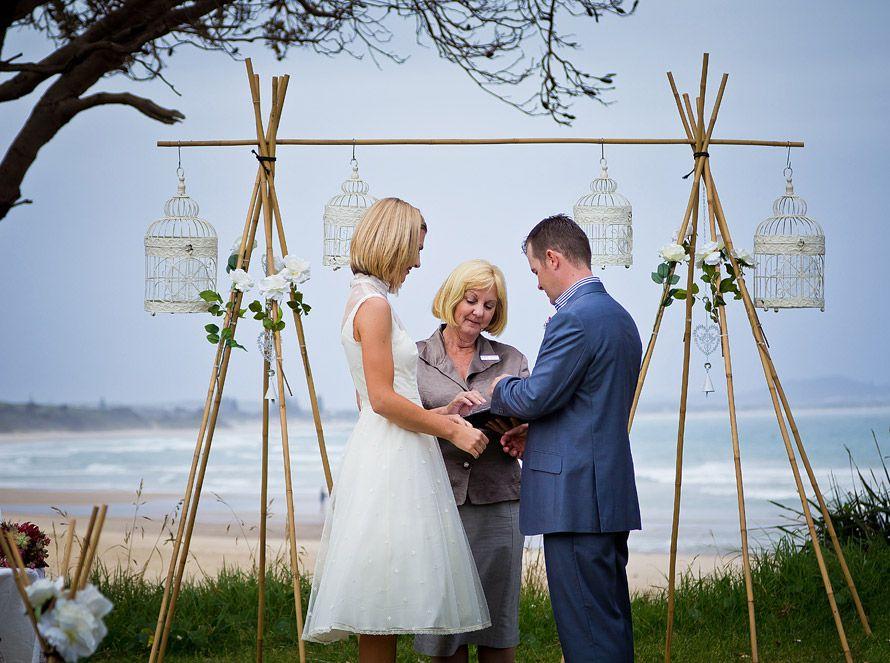 Vintage Beach Wedding Ceremony: Pin By Kelly Batterham On Our Wedding