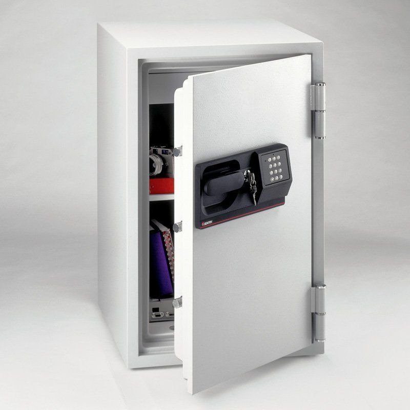 SentrySafe S6770 Commercial Electronic and Key Lock Fireproof Safe - S6770-CS