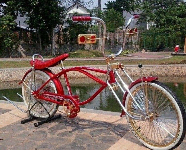 Bicycle Mx Brake Rear Alloy Chrom Lowrider MTB BMX Cruiser Chopper Bike Cycling