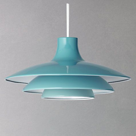 House By John Lewis Easy To Fit Harvey Shade White Flush Ceiling Lights Ceiling Lights