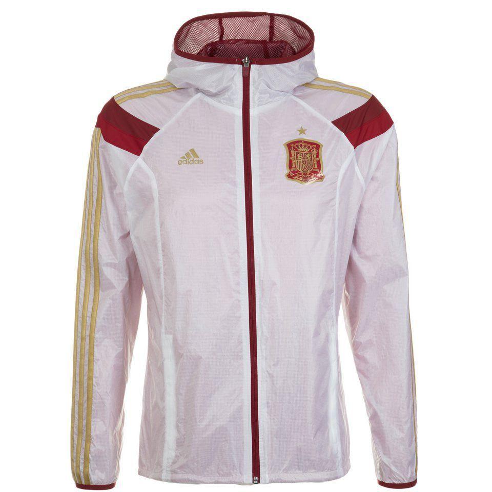 Adidas Performance Spanien Hymnen Trainingsjacke WM 2014
