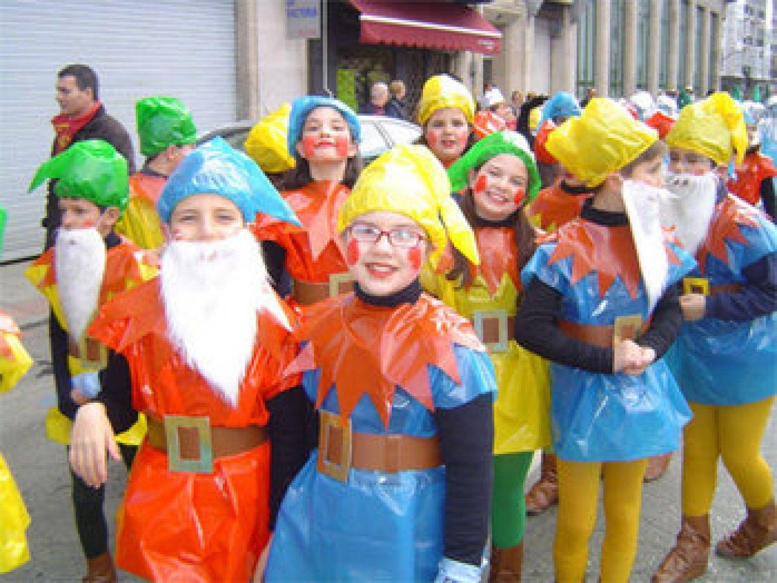 Disfraces Para Carnaval Disfraces Carnaval Disfraces Disfraces Sencillos Para Niños