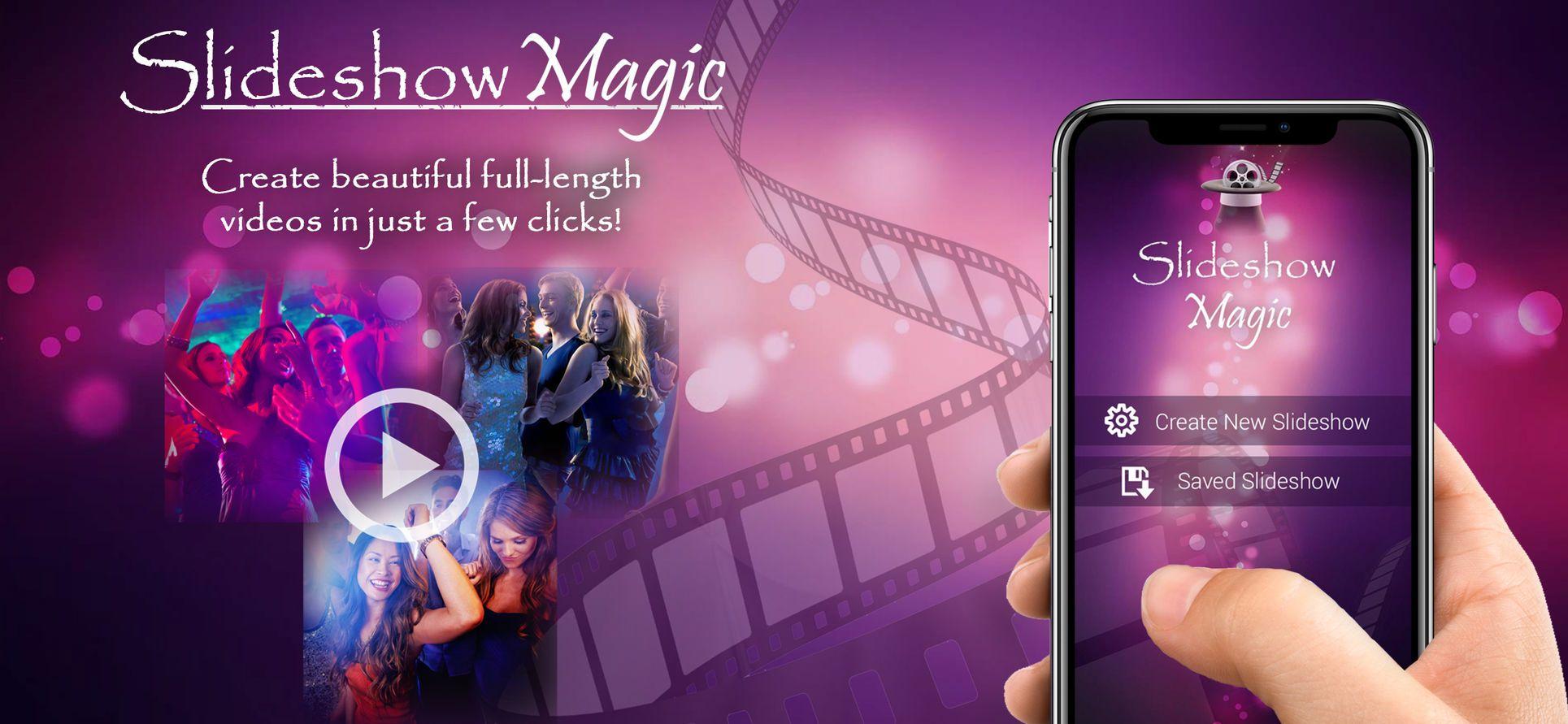 Slideshow Magic With Music ampPhotoVideoios Music