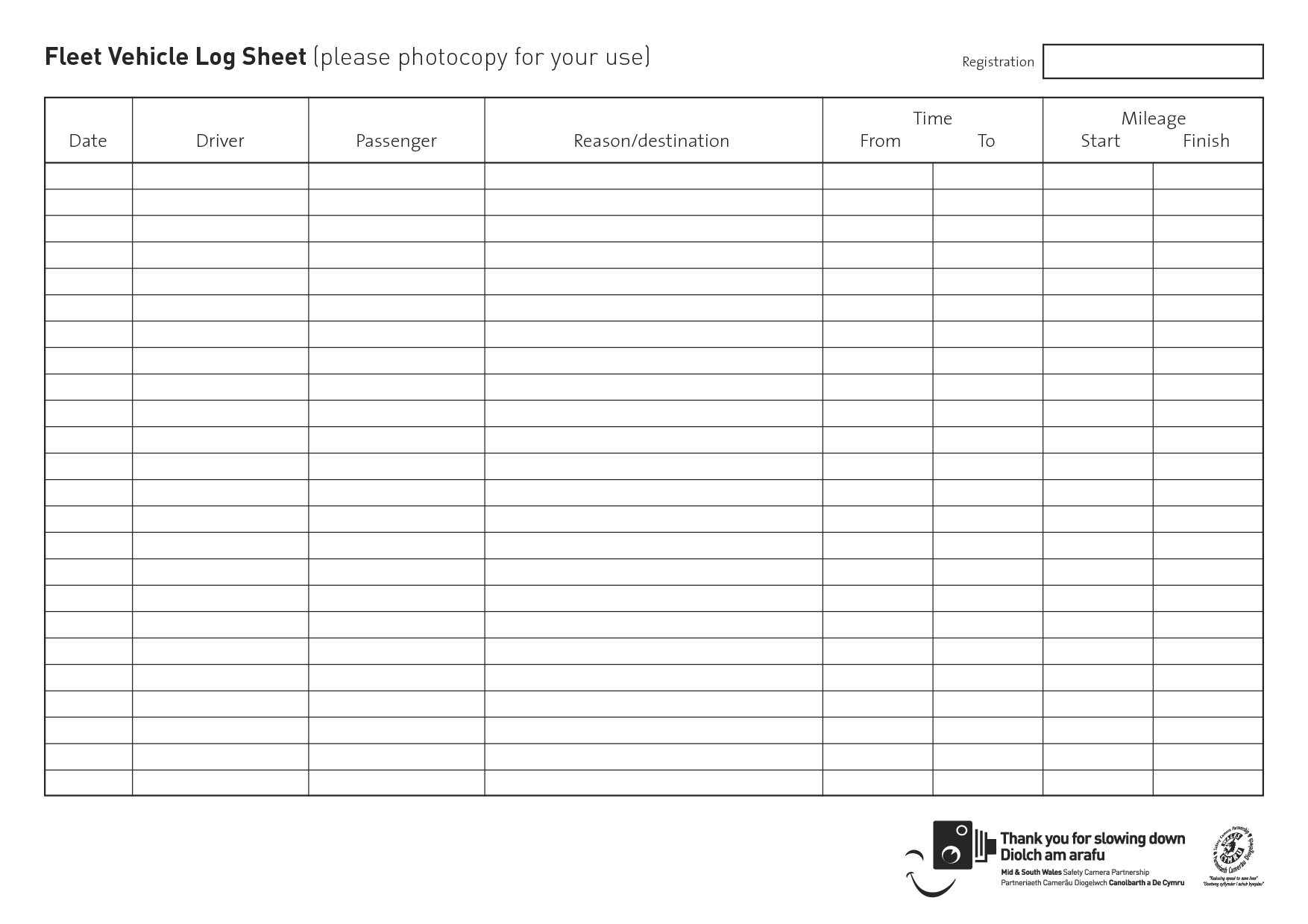 military vehicle log books fleet vehicle log sheet please photocopy for your use. Black Bedroom Furniture Sets. Home Design Ideas