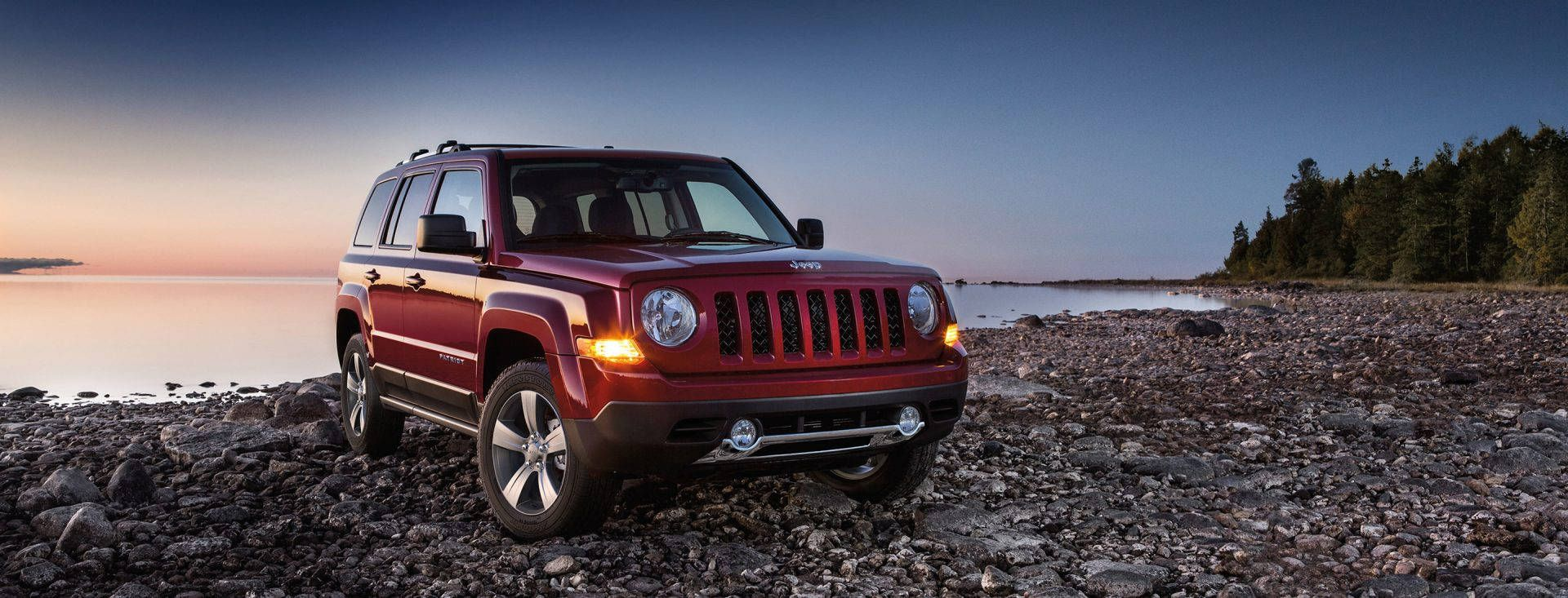 Jeep Patriot Tackles Off Road Excursions With Ease Jeep Patriot