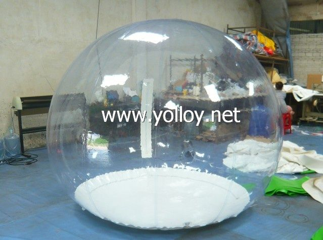 Transparent Inflatable Show Ball Promotions Events Parade