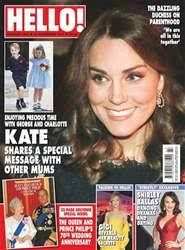 Image result for hello magazine covers