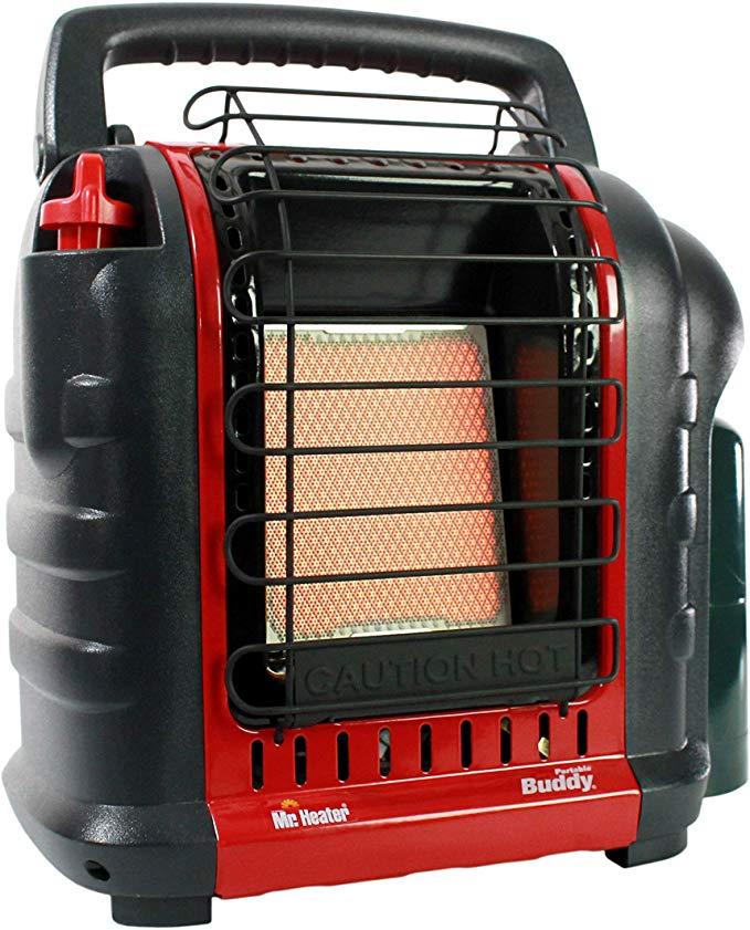 Mr. Heater F232000 MH9BX Buddy 4,0009,000BTU