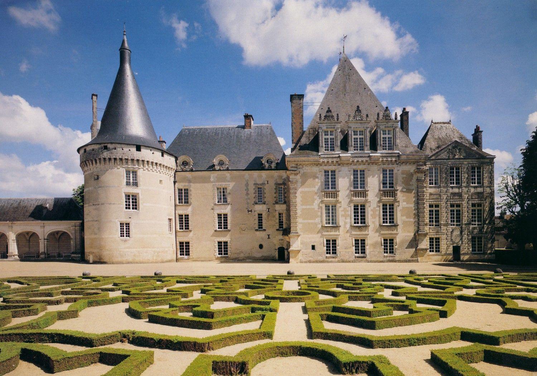 Conférence au château, Azay-le-Ferron, Château, Aile Cingé, Mercredi 8 Juin 2016, 15h00