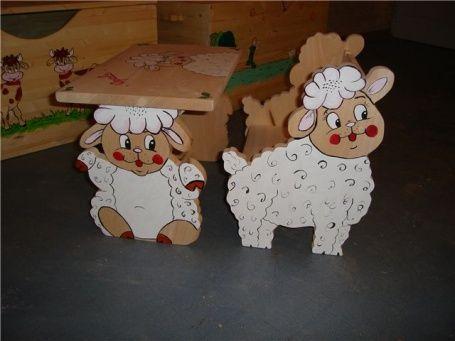 Bureau Pour Tout Petit Le Mouton €90.00 | Kids □ Babies