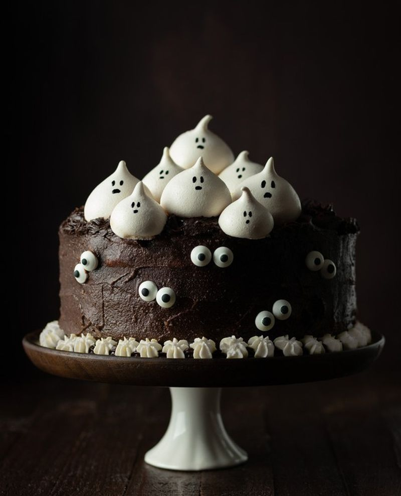 Photo of 100+ Cute and Creepy Halloween Cake Ideas for 2020
