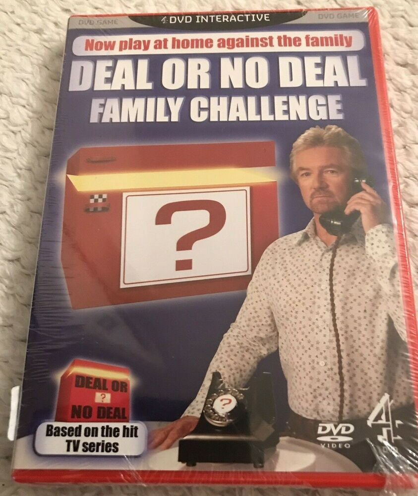 Only £1.99 & Free Delivery!! Deal Or No Deal Family