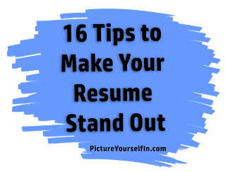 16 Tips to Make Your Resume Stand Out Blog Post