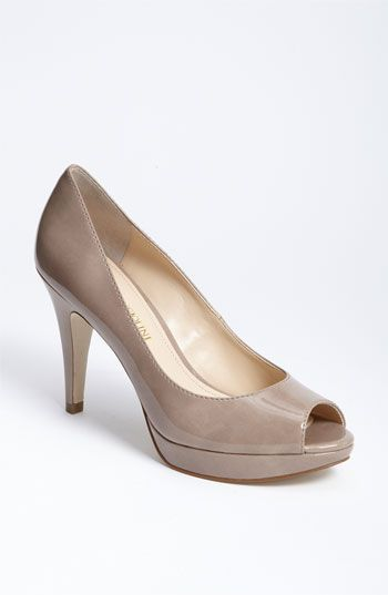 Huge fan of this style. Super comfy. Enzo Angiolini 'Demario' Pump (Nordstrom Exclusive) available at #Nordstrom