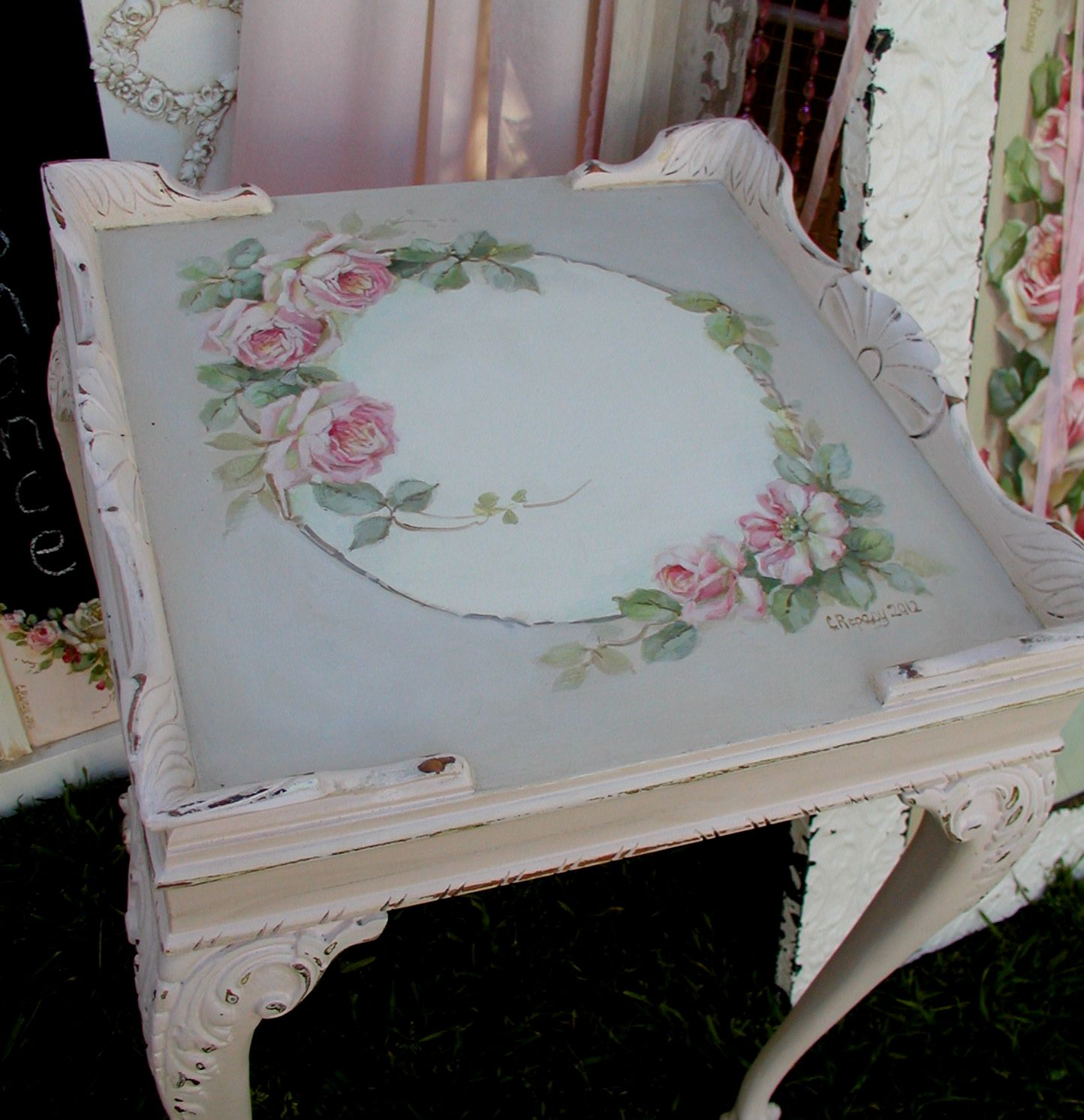 Pintura Muebles Vintage Chateau De Fleurs More Photo 39s Of Quotthe Vintage