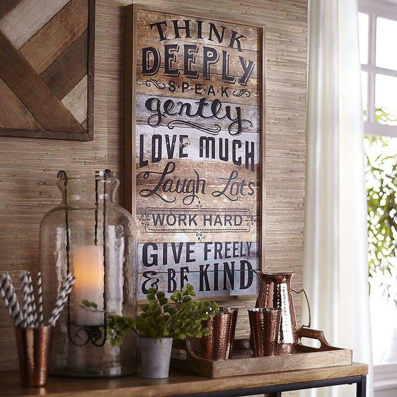 pier one kitchen makeover pier one wall decor home decor word wall decor. Black Bedroom Furniture Sets. Home Design Ideas