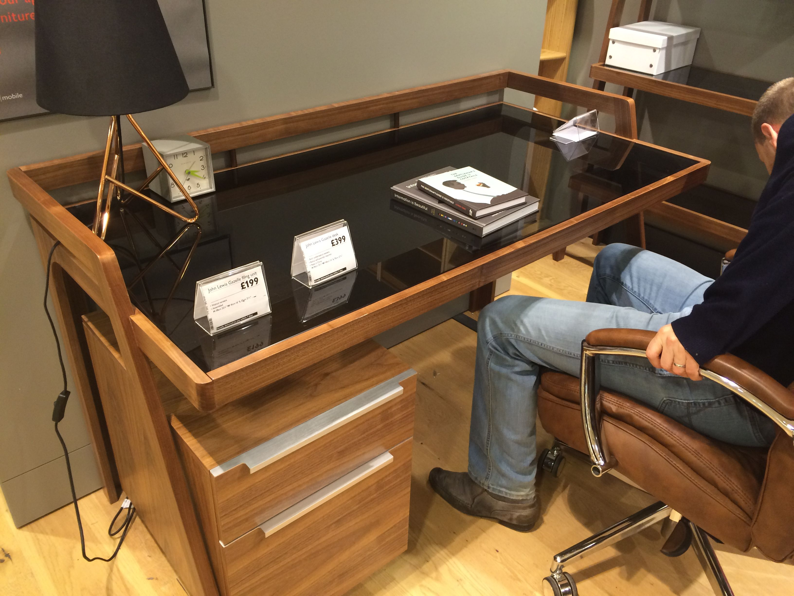 office furniture john lewis. Gazelle Desk - John Lewis £399 Office Furniture O