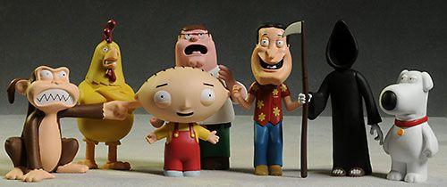Family Guy Toys
