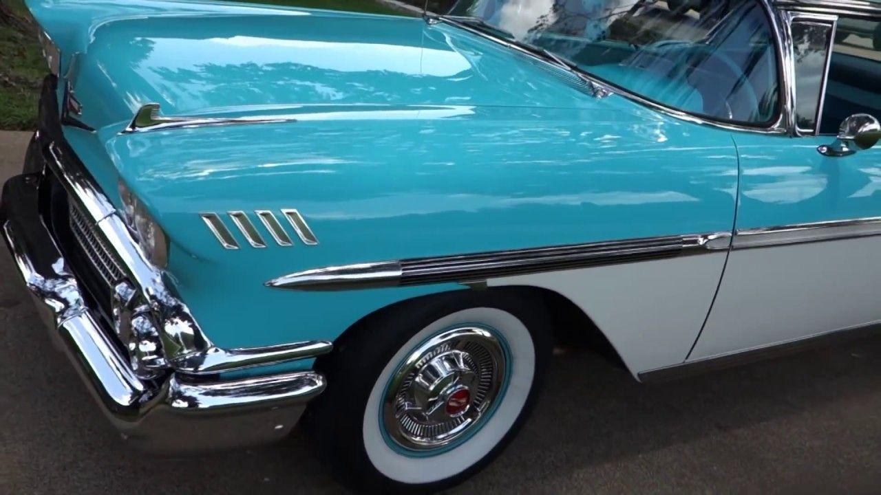 1958 Chevrolet BelAir 348