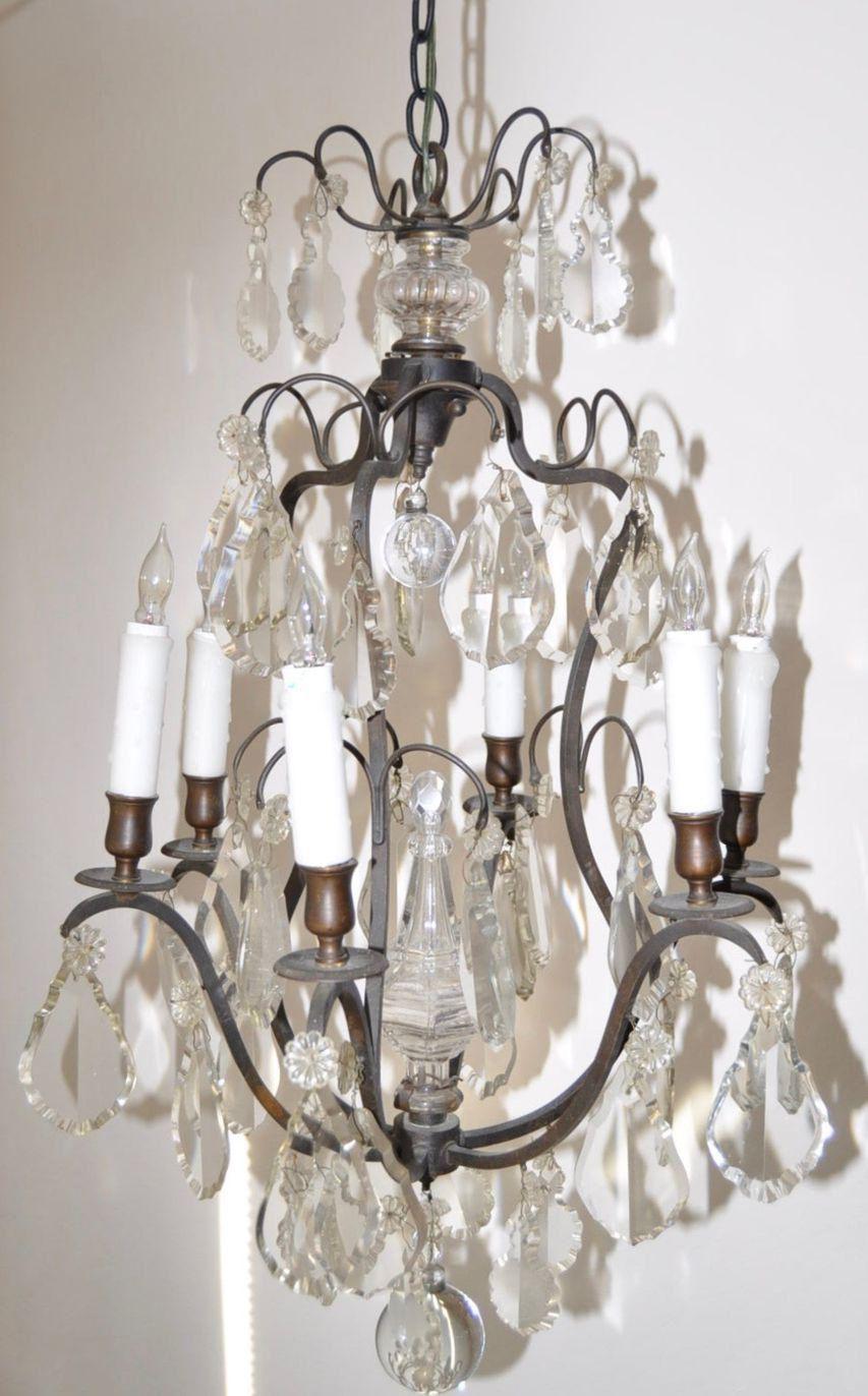 birdcage chandelier - Birdcage Chandelier