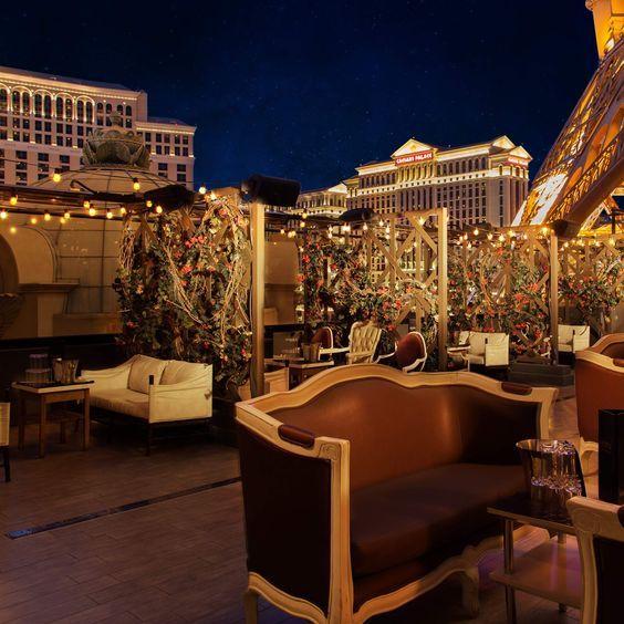 The Best Rooftop Bars In Las Vegas Wild Bachelorette