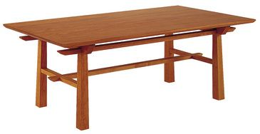 Thomas Moser American Bungalow Coffee Table Table Coffee Table Arts And Crafts Furniture
