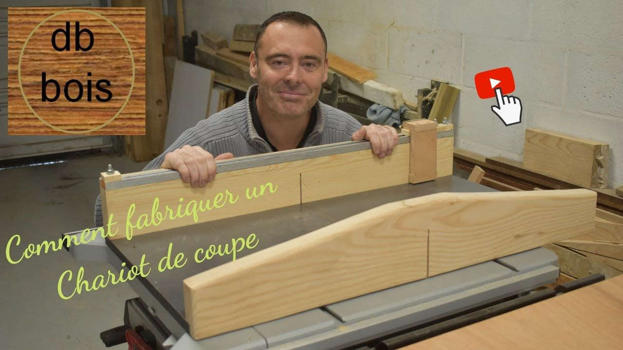 How To Make A Table Saw Fence For Homemade Table Saw Table Scie Circulaire A Table Et Construire Un Etabli