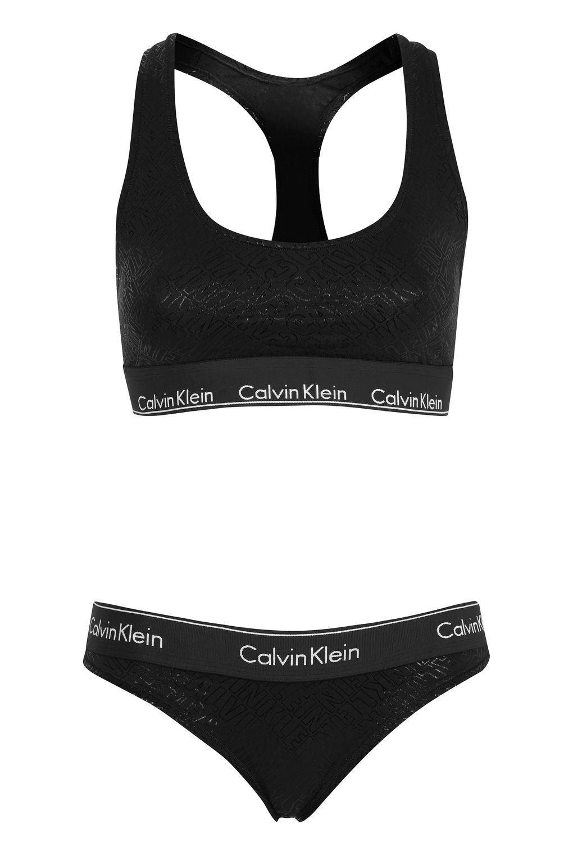 2917ddb718 Logo Bikini Knickers by Calvin Klein