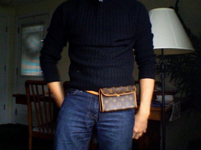 ea26eb95920b Florentine waist bag by Louis Vuitton