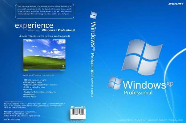 Windows xp чистый скачать.